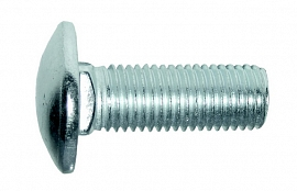 ROUND HEAD BOLTS WITH SQUARE NECK №7811-7472
