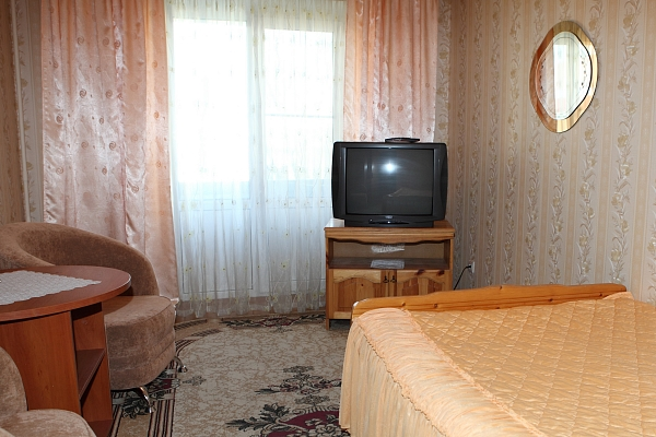 Room for visitors for 1 person (32,00 BYN per night with VAT)